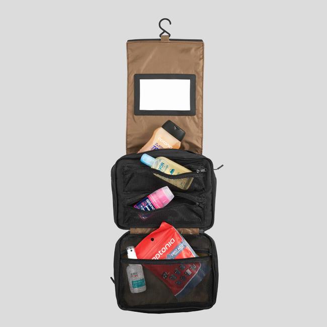 Travel trekking wash bag