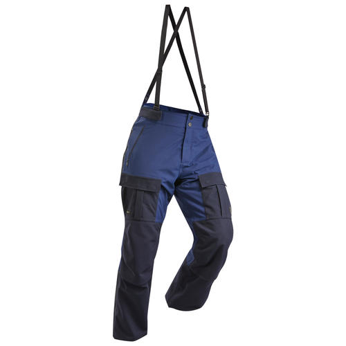 pantalon grand froid Arctique trekking 500 Unisexe A Bleu