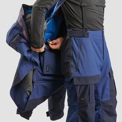 Hose Trekkinghose Arctic 500 extra-warm blau