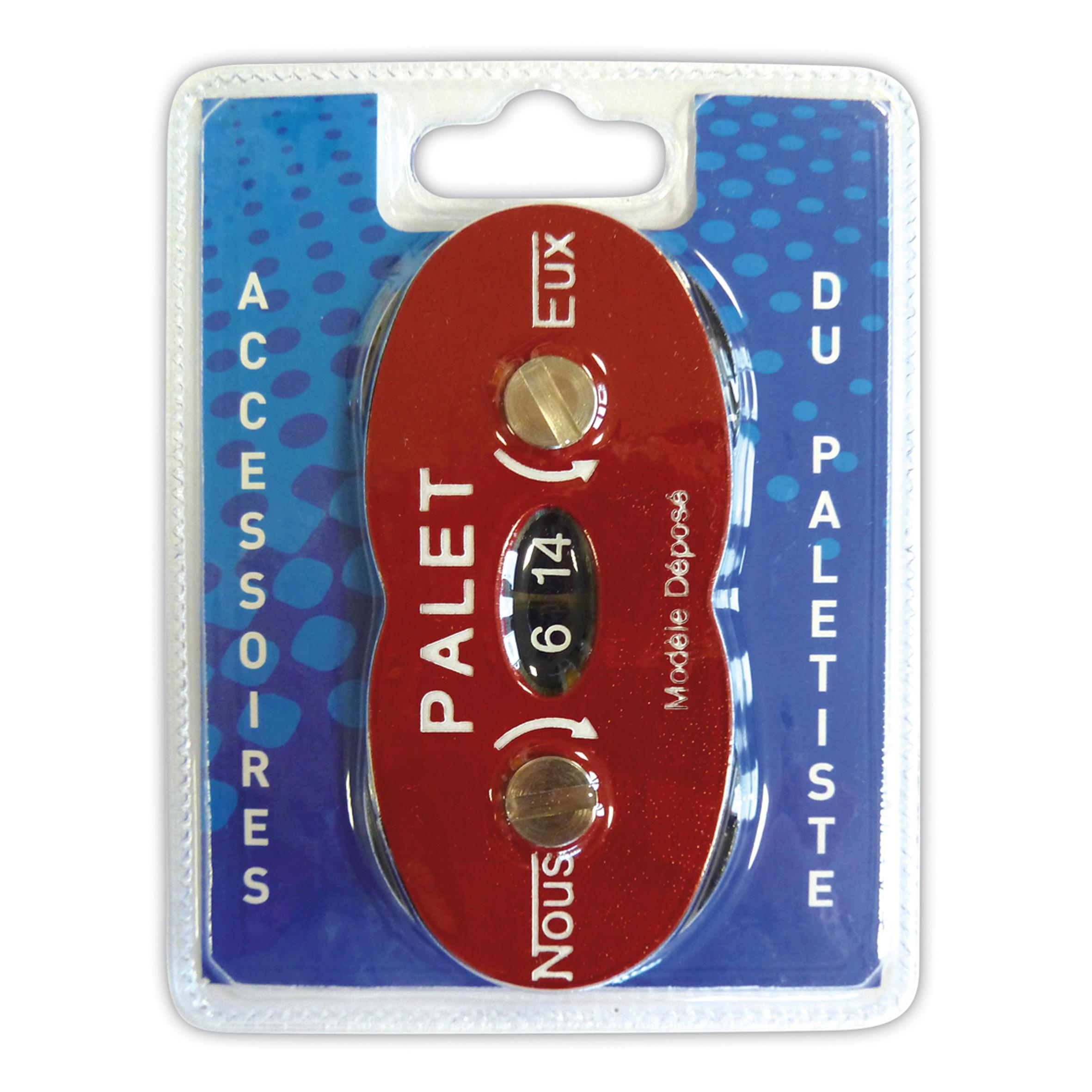 COMPTE POINT PALET imagine produs