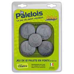 JEUX DE PALET VENDÉEN EN FONTE PALELOIS