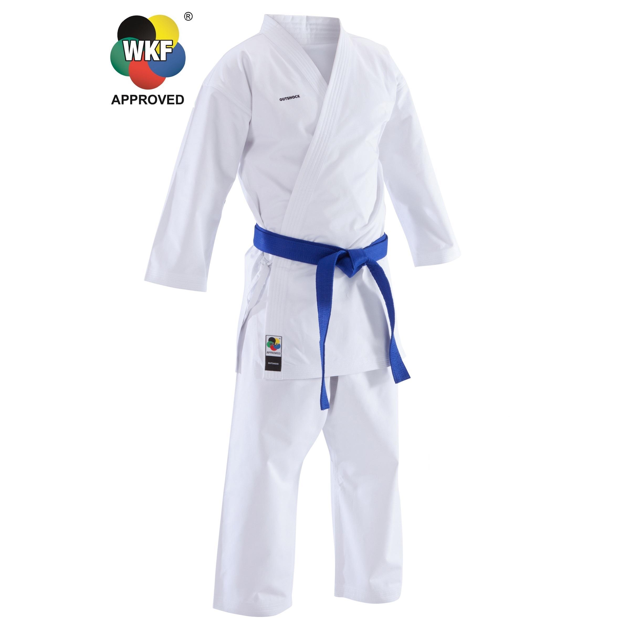 Kimono Karate 500 Adulți Outshock Promoție