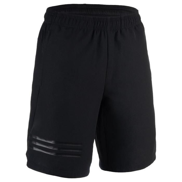 98b5ab1b90b Adidas Sportbroekje fitness Adidas voor heren, zwart | Decathlon.nl