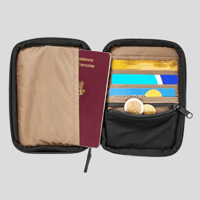 Organizer petit modèle de trek voyage | TRAVEL marron