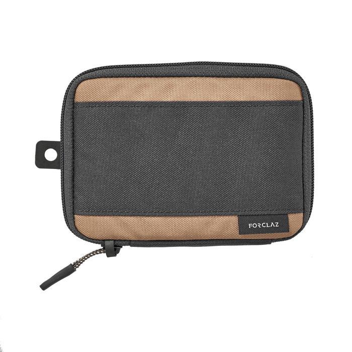 Organizer klein model voor backpacken - TRAVEL bruin