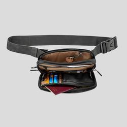 Organizer groot model voor backpacken - TRAVEL bruin