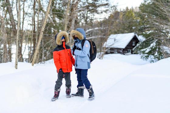 Snow Contact : semelle pour plus d'accroche et d