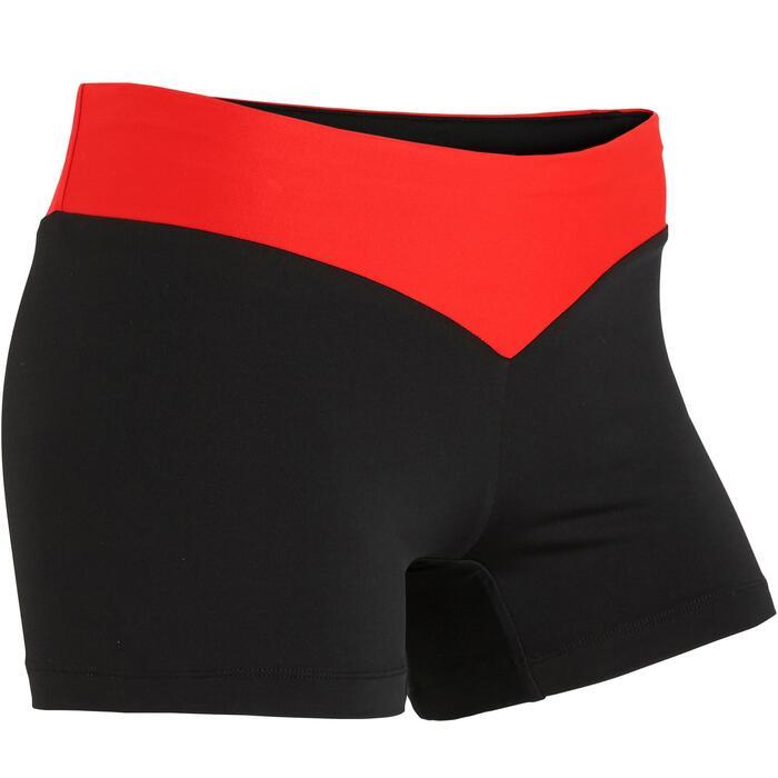 Short voor damesturnen 500 rood