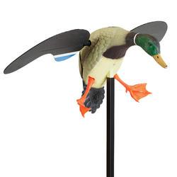 Bewegliche Stockente mit elektrischen Flügeln