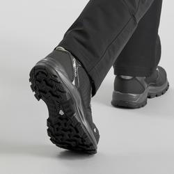 Chaussures chaudes imperméables de randonnée neige - SH520 X-WARM - MID Femme
