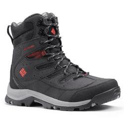 Heren wandelschoenen voor de sneeuw Columbia HailStone zwart.