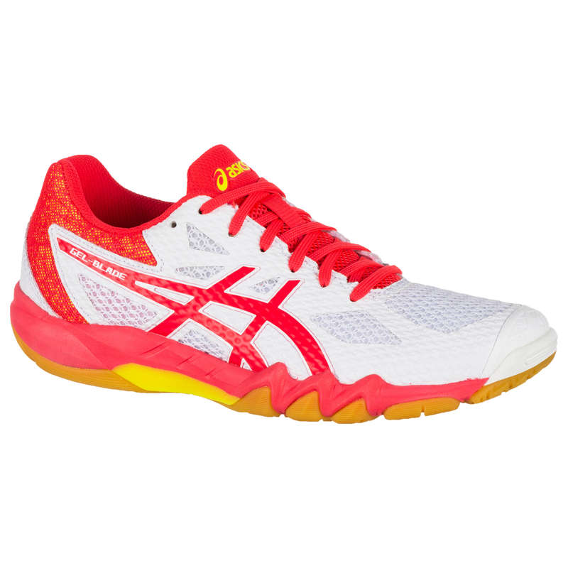 WOMEN'S ADVANCED BADMINTON SHOES Table Tennis - Gel Blade Indoor Court Shoes  ASICS - Table Tennis