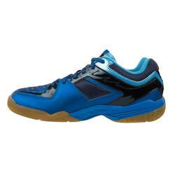 Badminton/squash schoenen SHB-75 EX blauw - 168502