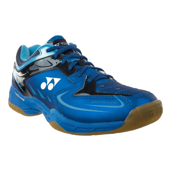 Badminton/squash schoenen SHB-75 EX blauw - 168503
