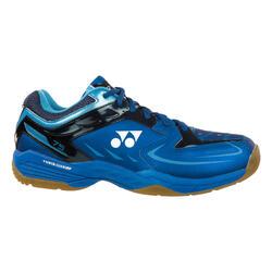 Badminton/squash schoenen SHB-75 EX blauw - 168504