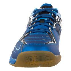 Badminton/squash schoenen SHB-75 EX blauw - 168508