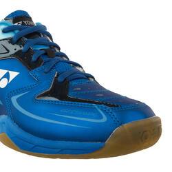 Badminton/squash schoenen SHB-75 EX blauw - 168510