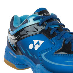 Badminton/squash schoenen SHB-75 EX blauw - 168511