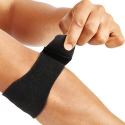 STRAP de maintien du coude gauche/droite pour homme/femme noir