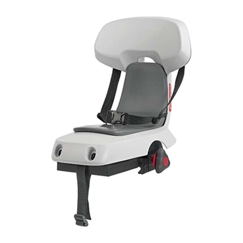 BIKE BABY SEATS Cycling - Guppy Junior rear child bike seat - rack mount POLISPORT - Cycling