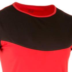 Artengo dames-T-shirt Soft Graph voor tennis, badminton, tafeltennis, padel grn - 168580