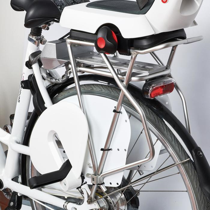 Fahrrad Kindersitz Guppy Gepäckträgermontage