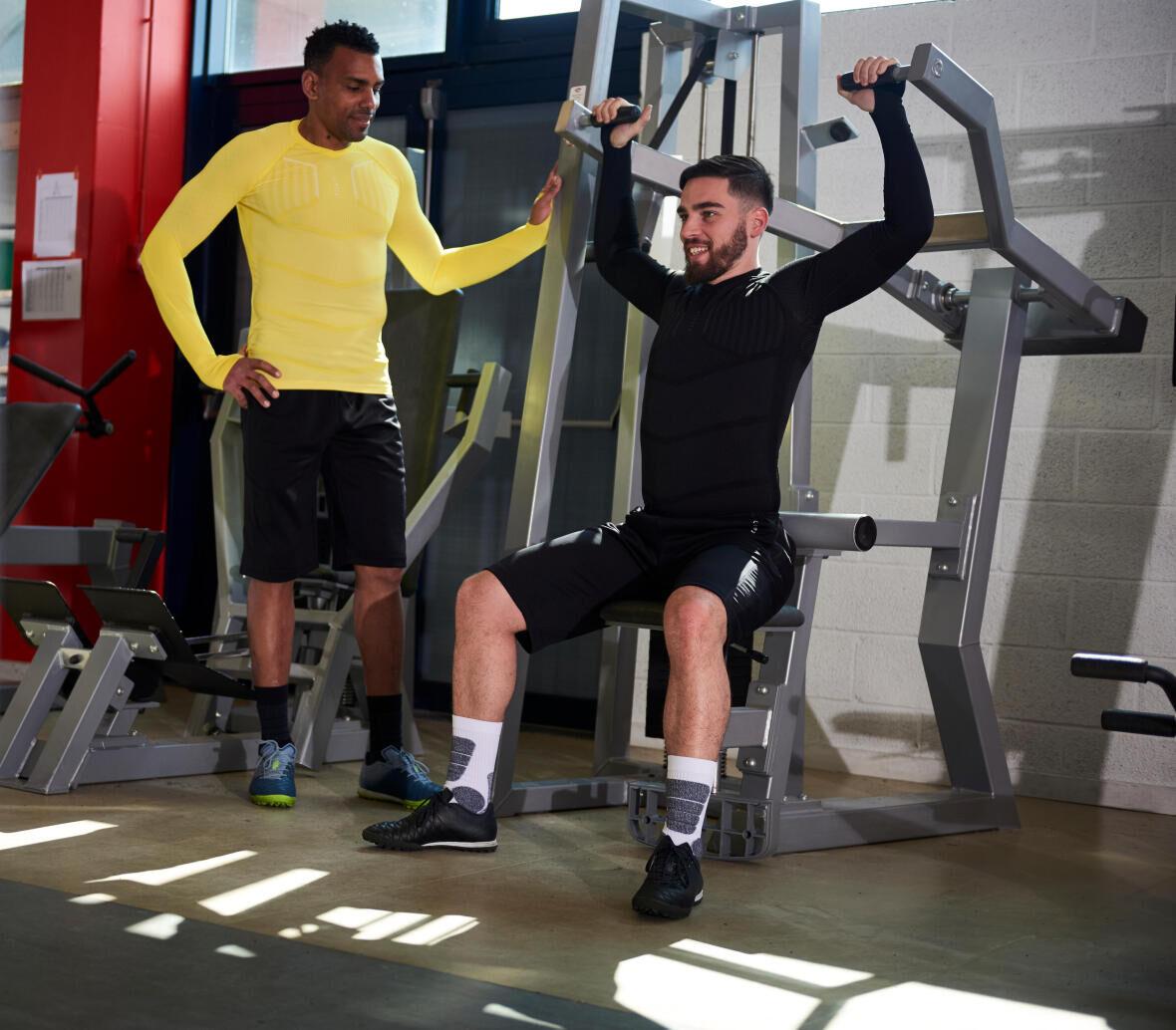 Running-muscle-strengthening
