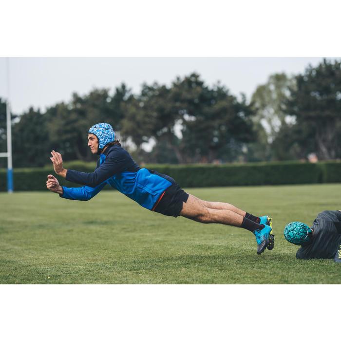 Casco de rugby 500 Adulto azul