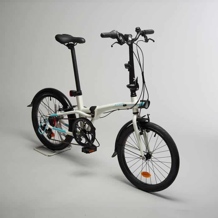 Faltrad Tilt 500 weiß