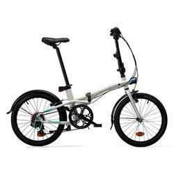 BICI PLEGABLE TILT 500 BLANCO