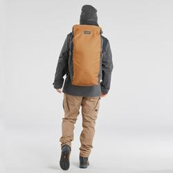 Backpack Travel 100 60 liter camel