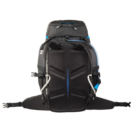 Mountaineering Backpack 33 Litres - Alpinism 33 Black