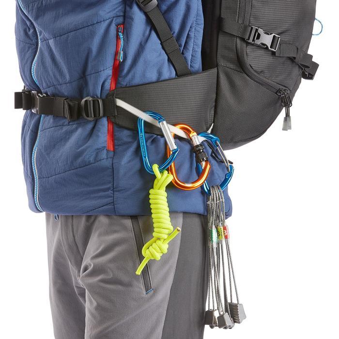 Sac à dos d'alpinisme 33 litres - ALPINISM 33 noir