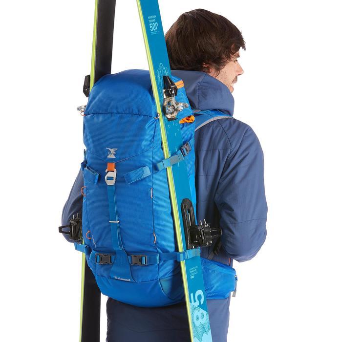 登山運動用背包33 L Alpinism 33-藍色