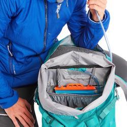 Rugzak voor alpinisme van 33 liter Alpinism 33 turquoise