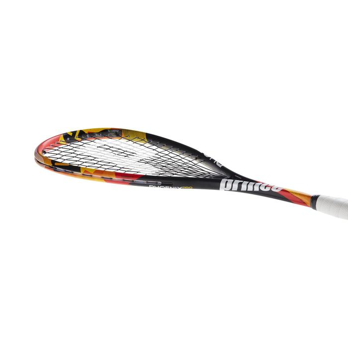 Raqueta Squash Prince Phoenix Pro 750 2019 Adulto Negro/Naranja/Rojo