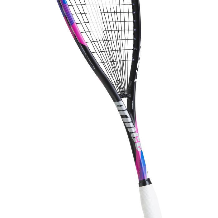Raqueta Squash Prince Vortex Pro 650 2019 Adulto Negro/Azul/Rosa