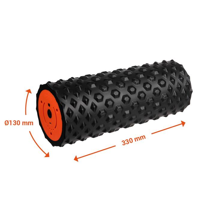 VIBRATING ELECTRONIC MASSAGE ROLLER 900 / VIBRATING ELECTRONIC FOAM ROLLER