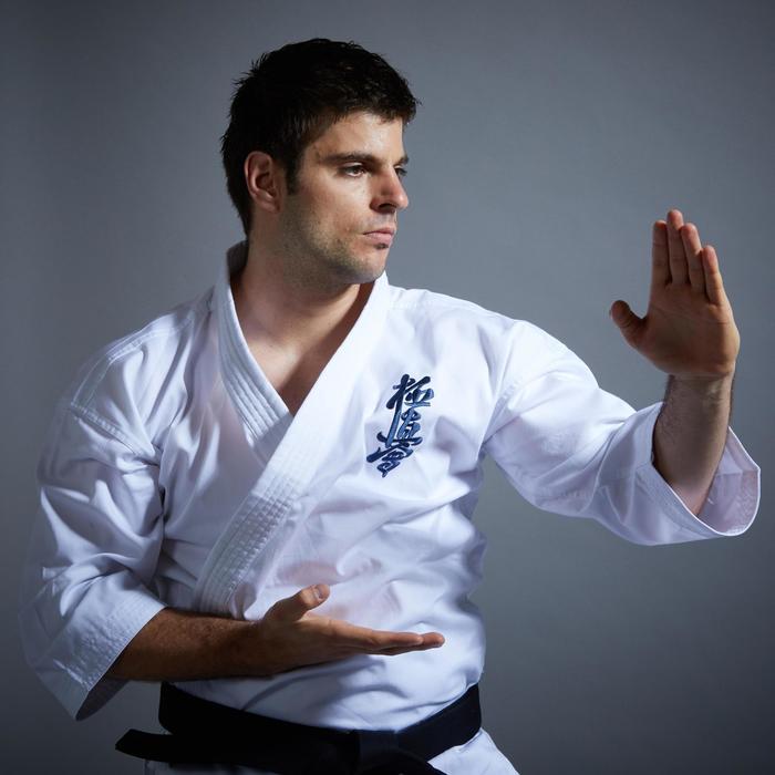 Karateanzug Kyokushin 100 Erwachsene