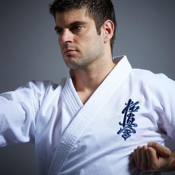 Kyokushin karatepak voor volwassenen 100