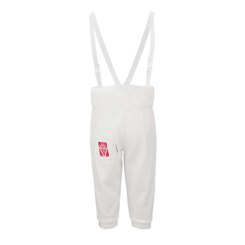 FENCING Clothing - 800N Women's Fencing Breeches FENCIT - Clothing