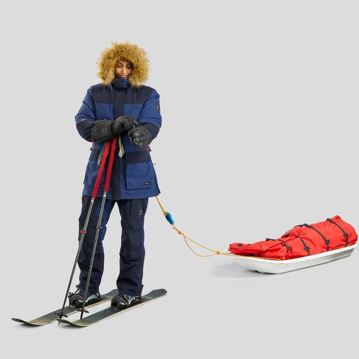 Parka Arctic 900 extra warm Komfort bis -30°C wasserdicht Herren blau