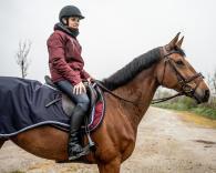 Les bons réflexes cheval cavalier en hiver