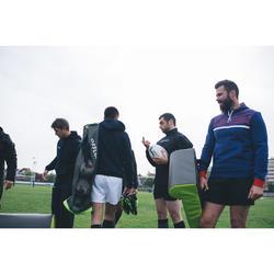 Kokertas voor 5 rugbyballen R500 kaki