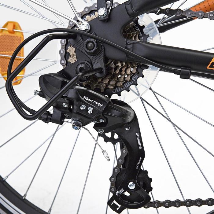 City Bike Kinderfahrrad 24 Zoll D4 Rock