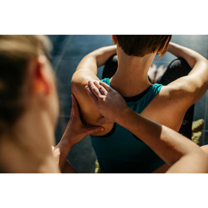 Huile de massage de récupération aux huiles essentielles et à l'arnica 125 mL