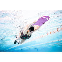 Zwemplank blauw/roze