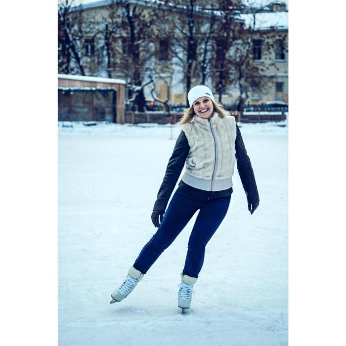 IJsschaatsen voor dames 500 wit