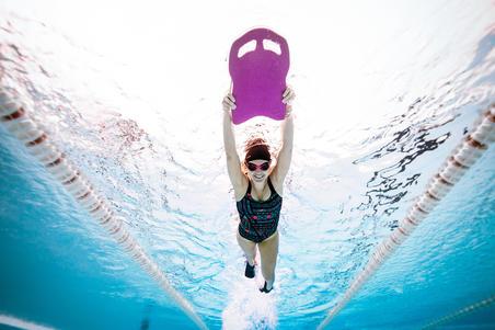 Traje de baño/natación para mujer Taïs Afi negro