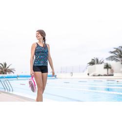 Badeanzug Loran Tankini mit Bein Damen grün